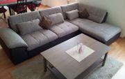 Polstergarnitur/Couch/Wohnlandschaft