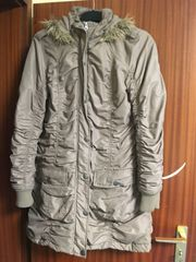 Top Winterjacke mantel Gr 42