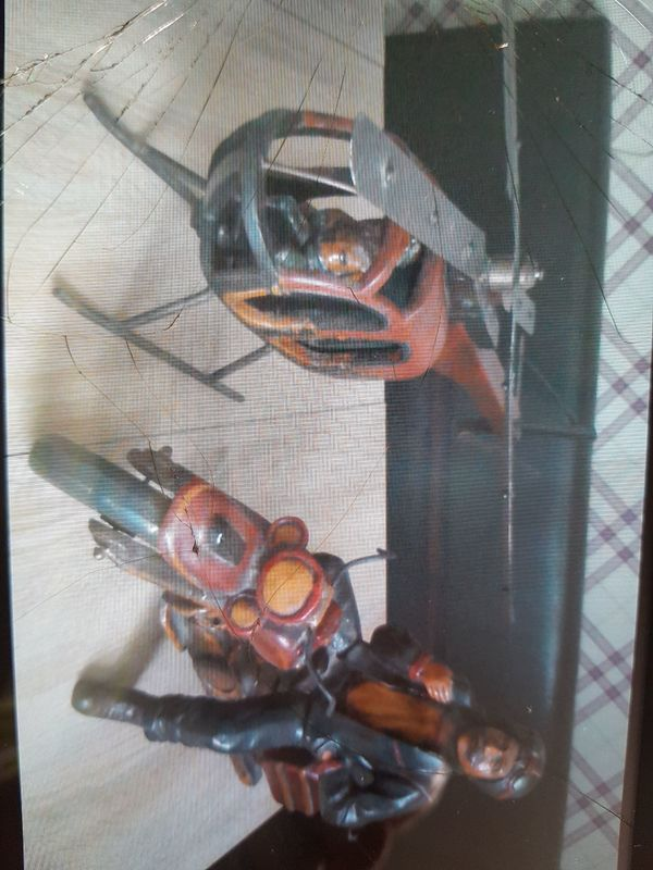 Helikopter und Harley » RC-Modelle, Modellbau