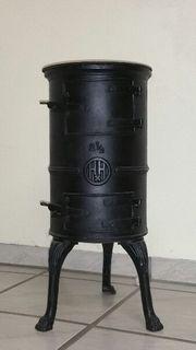 Antiker Gussofen