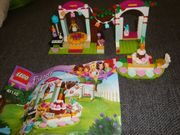 Lego Friends Geburtstags Party Andrea