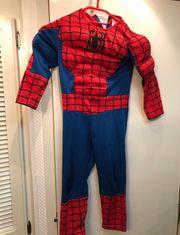 Spider man Kostüm