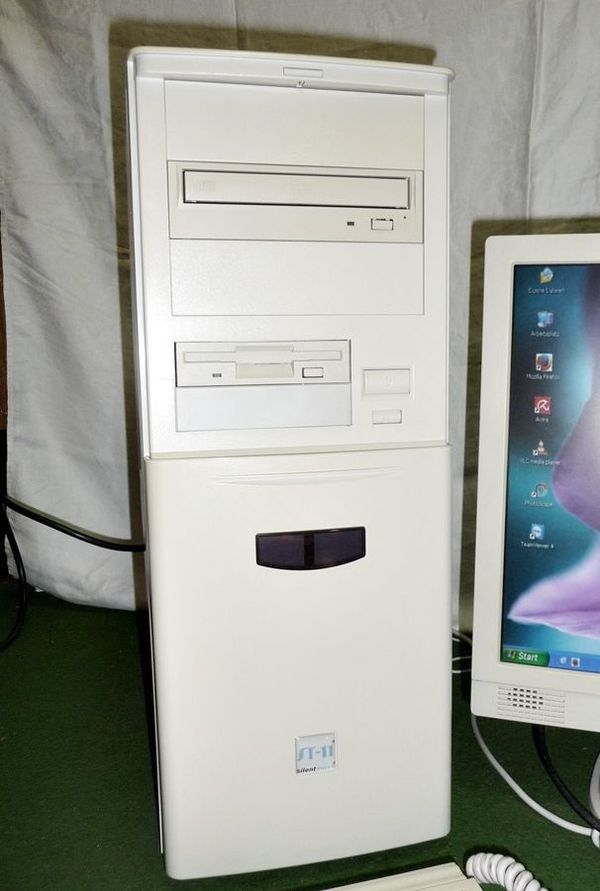 Intel Dual PC » PCs über 2 GHz
