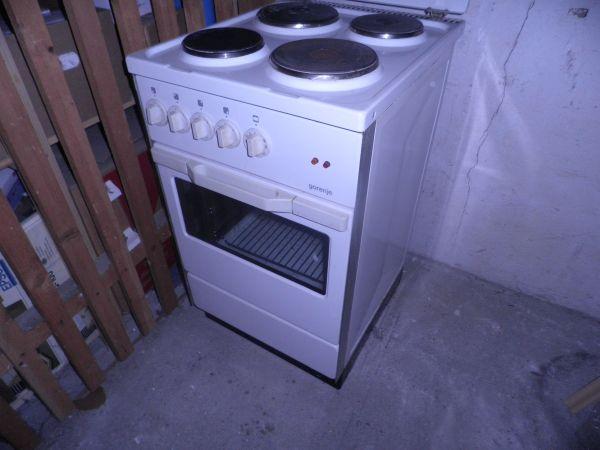 Elektroherd 50 cm » Küchenherde, Grill, Mikrowelle
