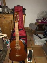 Klassische Gitarre alhambra