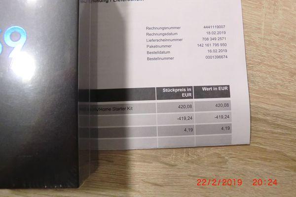 Samsung Galaxy S9 64GB NEU