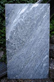 Schöne Marmorplatte für Gartentisch