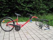 Fahrrad-Nachläufer
