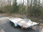 Autotransportanhänger PKW-Anhänger