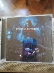 avenged sevenfold nightmare CD