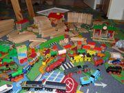Brio Eichhorn großes Eisenbahn Set