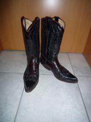 Original Cowboystiefel , Westernstiefel,