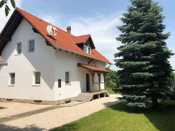 Ungarn Grosses Haus am Balaton