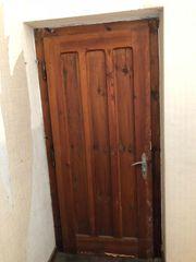 Holztür alt