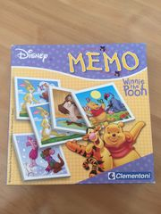 Winnie Pooh Memory