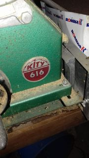 Tischfräse Kity 626