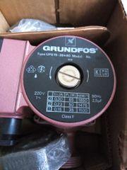 Grundfos-Pumpe! Heizungs-