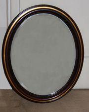 spiegel oval gebraucht kaufen nur noch 4 st bis 70 g nstiger. Black Bedroom Furniture Sets. Home Design Ideas