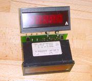 2 Stück rotleuchtende LED Anzeige-Module