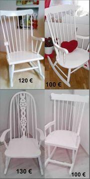Schaukelstuhl Stuhl Sessel Schauckelstuhl