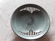 Keramik Töpferware Teller