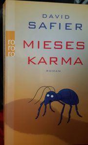 David Safier Mieses Karma