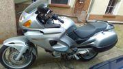 Motorrad Honda Deauville