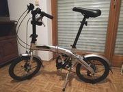 Klapprad MUDDYFOX SWITCH16 Folding Bike