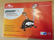 CRANE POWER S11 Heimtrainer-HOMETRAINER-Ergometer-CARDIOBIKE