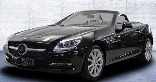 mercedes benz slk 200 9g tronic in ansbach mercedes. Black Bedroom Furniture Sets. Home Design Ideas