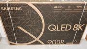 SAMSUNG TV - GQ65Q900RGTXZG QLED 8K