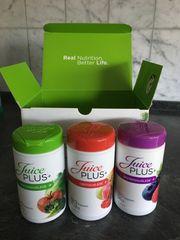 Juice Plus Obst Gemüse Beeren