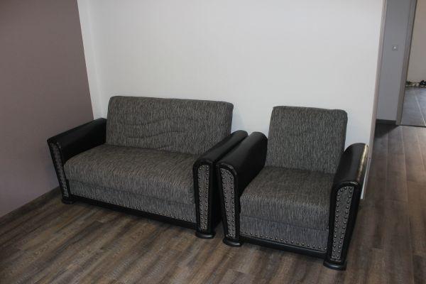 polstergarnitur couch 2 + sessel in nürnberg - polster, sessel, Hause deko