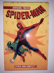 Spiderman Komplett Band