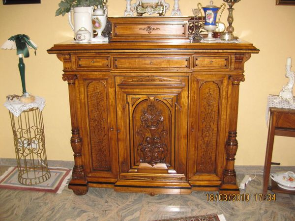 Kchenbuffet antik cheap cheap full size of antike kleinmobel weichholz grnderzeit antiquitten - Kleinmobel antik ...