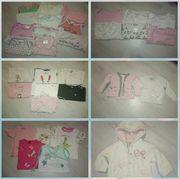 Baby Kleiderpaket Mädchen