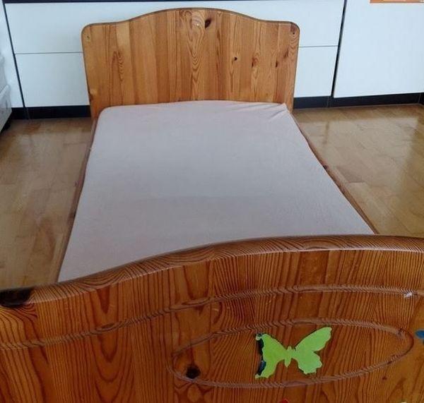 kinderbett massivholz unbehandelt free kinderbett with kinderbett massivholz unbehandelt vicco. Black Bedroom Furniture Sets. Home Design Ideas