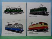 DB - el Lokomotive Lok Bilder BR
