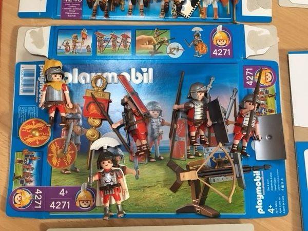 playmobil 4271 römer figuren set in langenbach  spielzeug