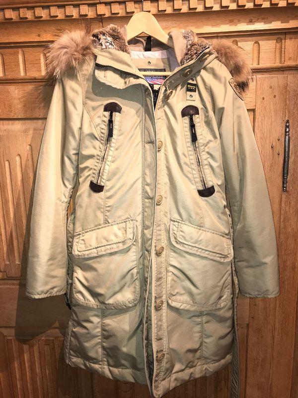 Verkaufe meine sehr schöne Winterjacke mit Echtpelzkragen, Marke ... 71a0afc335