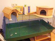 Käfig, Meerschweinchenkäfig, Hasen-