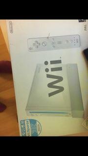 Wii mit WiiFitplus