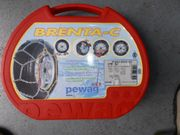 Schneeketten PEWAG Brenta-C für 13-15