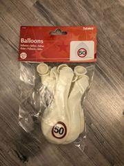 Luftballons & Sektglas Original