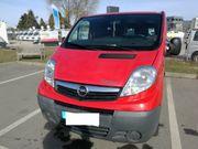 Opel Vivaro Camper Wohnmobilzulassung