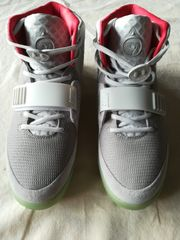 online store f2c5d 2232e Nike Air Yeezy 2 NRG Wolf Grey, Gr.46