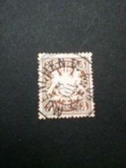 Briefmarken Deutsches Reich Bayern