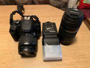 Canon EOS Rebel T6 DSLR-Kamera