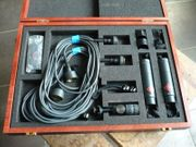 Mikrofone x2 Neumann KM150 Drehmoment