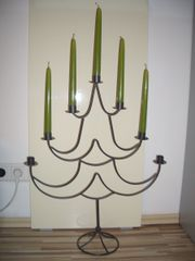Weihnachtsdeko Tannenbaum Kerzenständer